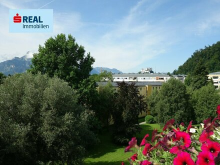 Traumhafte Wohnung mit Festungsblick in Salzburg Parsch