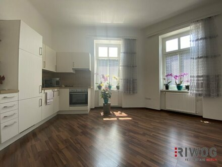 freundliche 2-Zimmer-Wohnung im Zentrum Badens - Nähe Bahnhof und Landesklinikum Baden