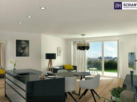 Sehr helle 57m² Neubauwohnung im Süden von Graz- verfügbar mit Eigengarten oder Balkon!