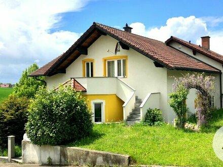 Schönes Mehrfamilienhaus in ruhiger Siedlungslage