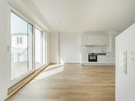Moderne 3-Zimmer DG Wohnung mit Terrassen in 1080 Wien!