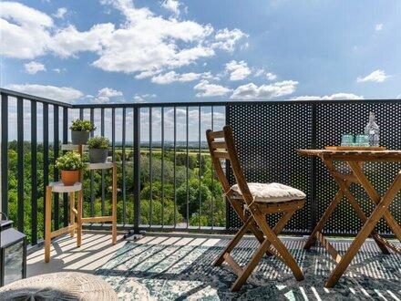 #7 All inclusive & provisionsfrei direkt an U1 Oberlaa! Leben im TABA Tower! Strom, Internet + TV, Concierge und Fitnes…