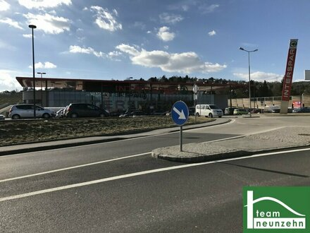 Erstbezug-Neubauwohnungen mit 3-Zimmer und Freiflächen ab 395.000,-- Euro! Nähe Zentrum!