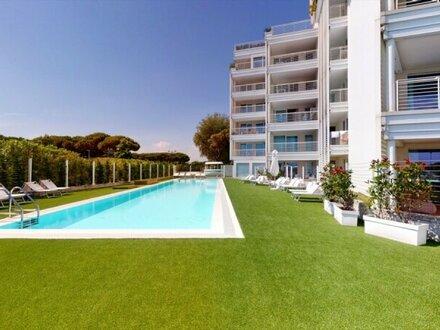 AKTUALISIERTER PREIS - Provisionsfreie Ferienwohnungen direkt am Strand (erste Reihe), mit modernem Interieur und unver…