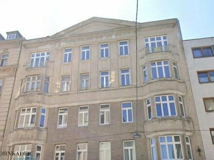 Anlagewohnung unbefristet vermietet im top-sanierten Stilaltbauhaus!