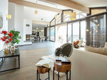 ALPIN DOMIZIL RADSTADT - 171 m² Penthouse-Wohnung mit Loft-Charakter und Weitblick!