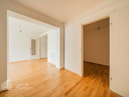 Großzügige 2-Zimmer Wohnung mit Balkon in Bahnhofsnähe
