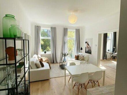 generalsanierte 2-Zimmer Wohnung in 1190 Wien zu VERKAUFEN