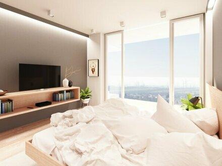 1504 - 4-Zimmer-Wohnung mit Fernblick direkt an der U1