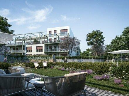 Großzügige Familienwohnung mit wunderschönem Garten