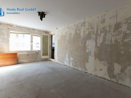 Sanierungsbedürftige ca. 97m² Wohnung