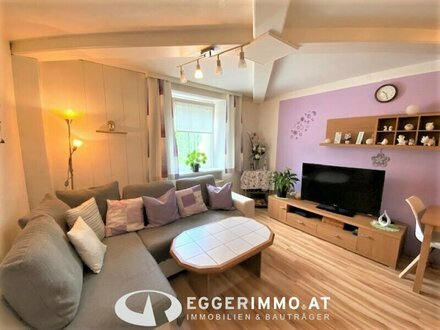5760 Saalfelden: die Gelegenheit: gepflegte 3 Zimmerwohnung mit 69 m² Wfl, schöner Ausblick, Freistellplatz, 2. OG, Kam…