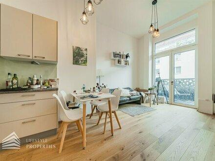 Gemütliche 2-Zimmer Wohnung mit Balkon, Nähe Rudolf-Sallinger-Park