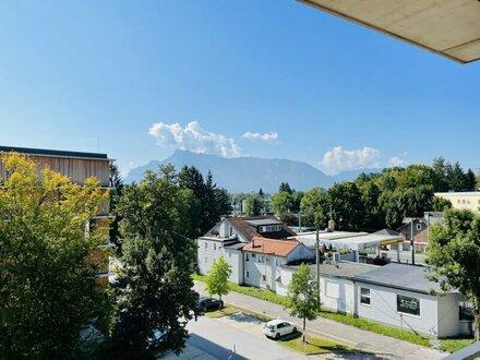 3Zimmerwohnung mitgroßer Loggia - begrünte Parkanlage - Salzburg Liefering