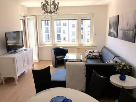 All Inklusive! Möblierte Wohnung mit perfekter Verkehrsanbindung, viele Extras (Wlan)