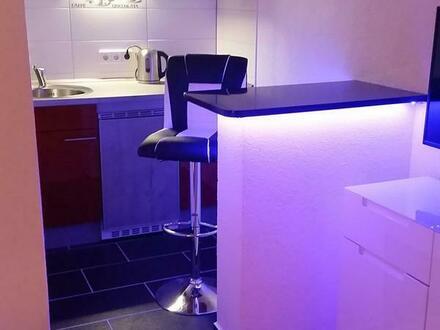Kurzzeitvermietung Appartment: neu & modern möbliert und komplett ausgestattet