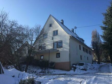 Biete 1-2 Familienhaus in Murrhardt-Hinterbüchelberg 112qm + 90qm