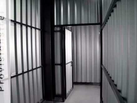 Lagerraum 18 m /3 Lagerbox Stellplatz Lager Lagerräume Umzug günstig mieten