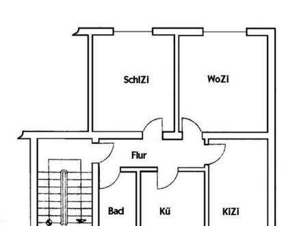 3 ZKB, vollständig möbliert, verkehrsgünstige Lage, Bus Straßenbahn U-Bahn