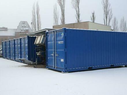 Selfstorage Lagercontainer Möbellager Lagerraum in verschiedenen größen zu vermieten