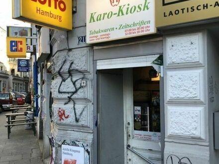 monatlich Miete 0 , Karo Kiosk mit Lotto, wegen gesundheitlichen Gründen abzugeben !!!