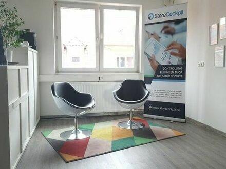 Hochwertig sanierter Büroraum in Bürogemeinschaft