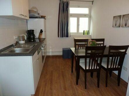 Ruhige, modern & komplett möblierte 1,5 Zimmer Wohnung in denkmalgeschütztem Haus - frei ab 6.1.2019