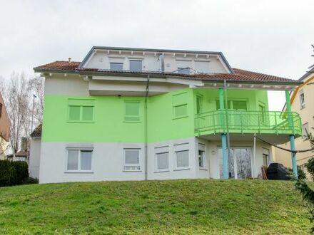 Schöne 82m2 3 ZKB Wohnung mit Balkon und Garage