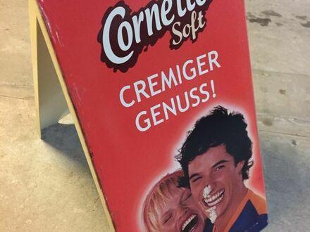 kundenstopper Eis