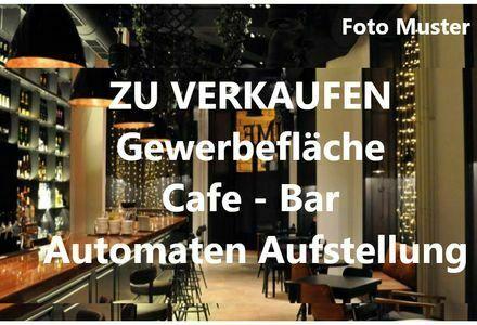 Gewerbefläche Gastronomie mit Cafe Bar