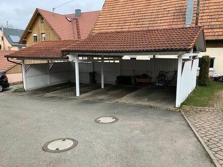 Carport-Stellplatz zu verkaufen !