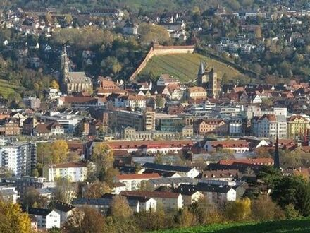 Esslingen-City, zentrale und ruhige, sonnige 2 Zimmerwohnung