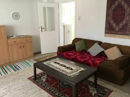 Möblierte 2-Zimmer-Dachstockwohnung an Einzelperson zu vermieten