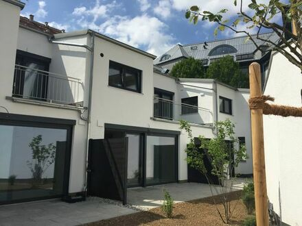 3-Zi.-Whg in München mit Terrasse und Gartenanteil NEUBAU