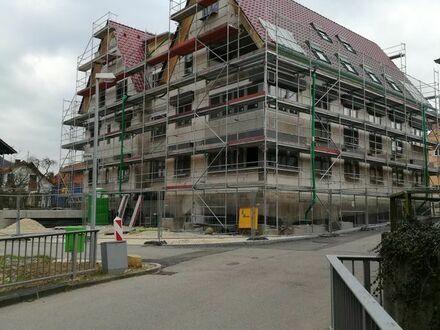 3-Zimmer-Neubauwohnung im OG in 9- Familienhaus mit Arztpraxis in Gruibingen zu vermieten