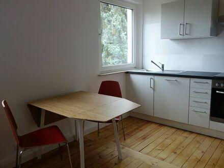 Helle, vollmöblierte 2-Zimmer-Wohnung in Erlangen-Ost frei ab 1.10.19