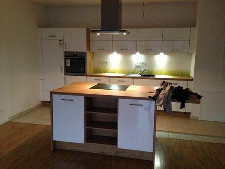 Exklusive 3-Zimmer-Wohnung mit Balkon & EBK in FFM