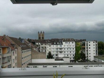 Zentrum in Düsseldorf möblierte Wohnung