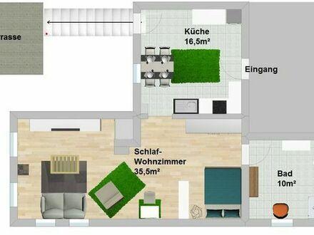 Nachmieter gesucht für Vollmöbilierte Wohnung in Wiesbaden-Bierstadt