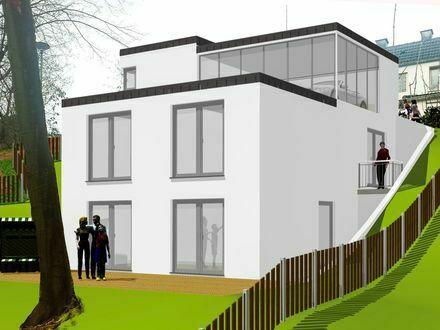 Hagen - Traumhaftes Architektenhaus- individuell planbar! Inkl. Bauplatz mit Fernblick!