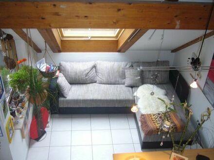 Gemütliche, kleine 2,5 Zimmer DG-Maisonett-Wohnung zu verkaufen