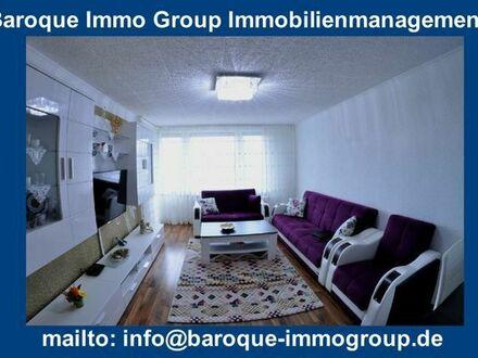 Schöne, helle 4,5 Zi.-Wohnung mit Balkon und EBK in Ludwigsburg