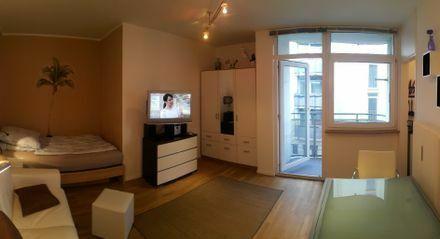 Schwabing - ruhige Wohnung direkt an der TU ab 01.08.18