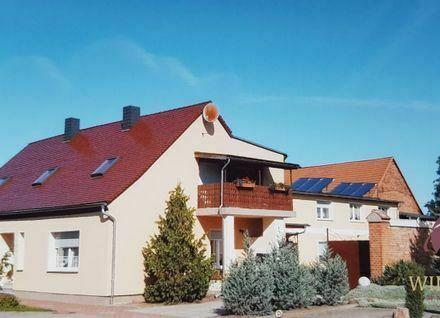 Wohnensemble nahe Magdeburg- Poollandschaft -als Renditeobjekt geeignet - Einziehen und wohlfühlen.