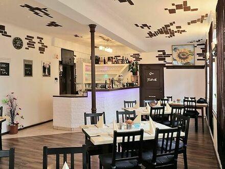 Restaurant zum Vermieten mit Terrasse und Wohnung
