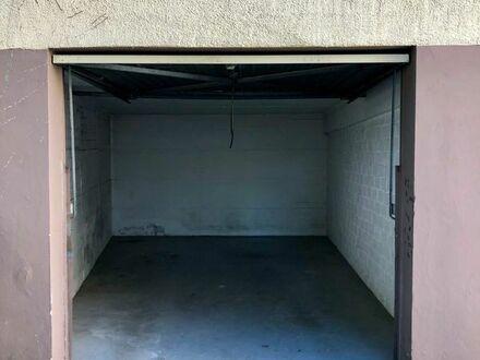 Garage in Karlsruhe/Oststadt zu vermieten.