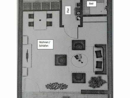 1 Zimmer Wohnung, Erlangen, Sieglitzhof