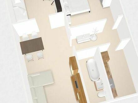 Schöne 3-Zimmer-Wohnung mit Balkon inkl. EBK und Stellplatz in Dresden - provisionsfrei-