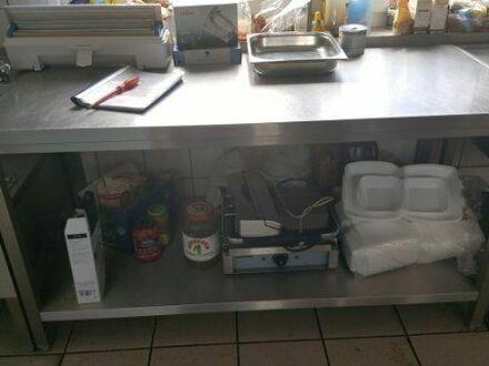 Arbeitstisch Gastro