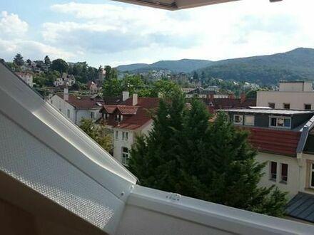 Top Dachgeschoss-Wohnung in NW-Stadt 109qm - Teilmöbliert und frei ab 01.05.2019!